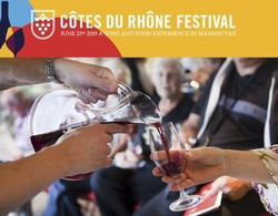 The Legendary Côtes Du Rhône Festival On June 23 In New York City