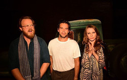 The Lone Bellow In Concert