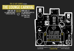 The Lounge Carnival w/ Handson Family - Carnival comes to Peckham, August Bank Holiday - Free Entry