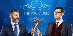 The Magic Duel Comedy Show at The Mayflower Hotel Sat. Oct. 5 at 8pm