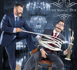The Magic Duel Comedy Show at the Mayflower