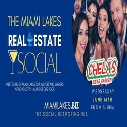 The Miami Lakes Real Estate Social