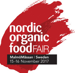 The Nordic Organic Food Fair Exhibition and Conference 2017