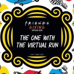 The Official Friendsgiving™ Virtual Run | September 15 - November 28
