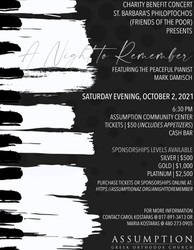 The Peaceful Pianist - A Night To Remember