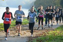 The Richmond Autumn Riverside 10k Run