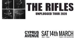 The Rifles - unplugged tour