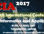 The Sixth International Conference on Informatics and Applications