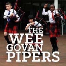 The Wee Govan Pipers Premiere