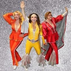 The Wick Theatre Presents the Smash Hit Musical, Mamma Mia!