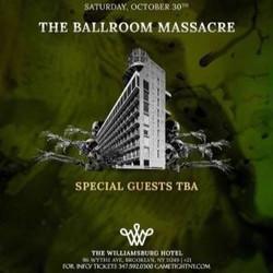 The Williamsburg Hotel Halloween Saturday party 2021