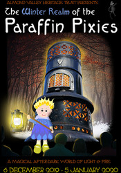 The Winter Realm of the Paraffin Pixies