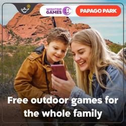 The WishTrip Games at Papago Park