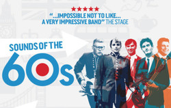 The Zoots Sounds of the 60s show at Brierley Hill Civic Hall Friday 7th Feb