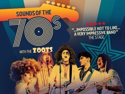The Zoots Sounds of the 70s show at Sterts Theatre Friday 12th June
