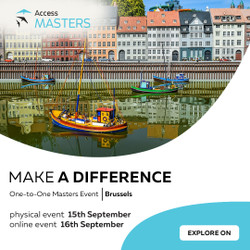 The world of Master's degree opportunities at your doorstep on 16th September