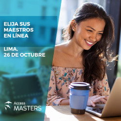 The world of Master's degree opportunities at your doorstep on 26th October in Lima, Peru!