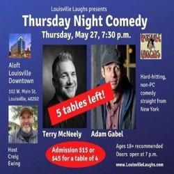 Thursday Night Comedy Ny Style