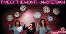 Time of the Month: Amsterdam