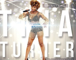 Tina Turner Tribute - Dinner & Show