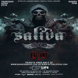 Tireswarm Season Opener W/ Saliva and More!