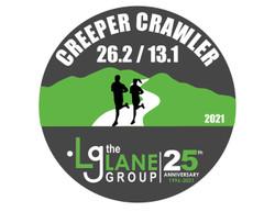 Tlg Creeper Crawler Marathon and Half Marathon, July 31, 2021, Va Creeper Trail, Abingdon Va