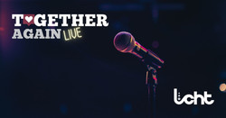 Together Again, Live! An Evening of Songs, Storytelling, and Support for Anti-Trafficking