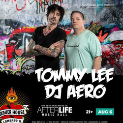 Tommy Lee & Dj Aero Live W/ Special Guests - Afterlife at B House