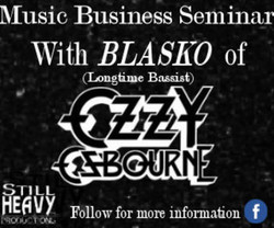 Toronto Band Business Seminar