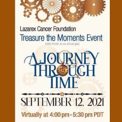 Treasure the Moments - A Journey Through Time