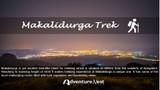 Trekking in Makalidurga