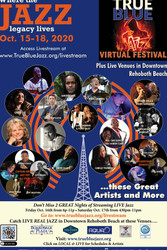 True Blue Jazz Livestream • Virtual Festival • Day 1 of 2