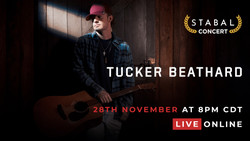 Tucker Beathard Concert: Live Online at Stabal Nashville