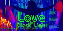 "Tulsa - The Punany Poets ""Love in Black Light"""