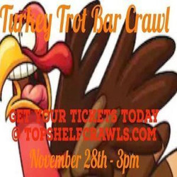 Turkey Trot Bar Crawl - Greenville