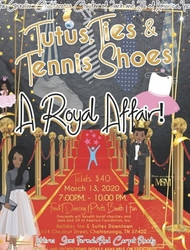 Tutus,ties, and Tennis Shoes: A Royal Affair