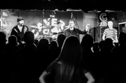 U2baby - the definitive tribute to U2 Live at Half Moon Putney London 7 Nov