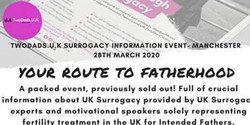 Uk Surrogacy Information Event - Your Route to Fatherhood