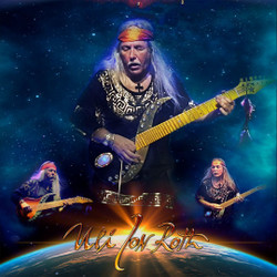 Uli Jon Roth at St Pancras Old Church, London - New Date