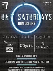 Unit Saturdays