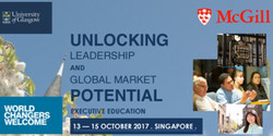 Unlocking Leadership And Global Market Potential Executive Education