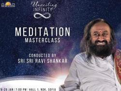 Unveiling Infinity with Sri Sri Ravi Shankar