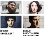 Viceland Tv Stand Up Comedy Recording / Brexit Stage Left Tour