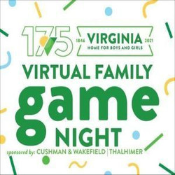 Virtual Family Game Night Fundraiser to Benefit Virginia Home for Boys and Girls