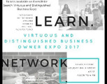 Virtuous and Distinguished Business Owner Expo