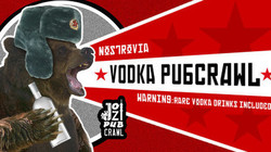 Vodka Pub Crawl Reloaded
