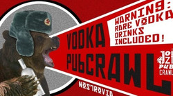 Vodka Pub Crawl in Johannesburg