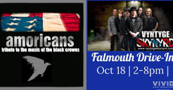 Vyntyge Skynyrd and The Amoricans - Black Crowes Tribute -