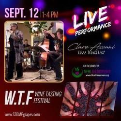 W.t.f (Wine Tasting Festival)