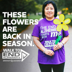 Walk to End Alzheimer's - Va Tri-Counties